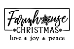 PAINTskins - Farmhouse Christmas -  SIZE 11