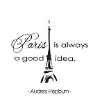 PARIS IS ALWAYS A GOOD IDEA - 3.75