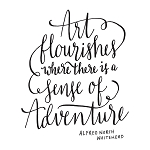 ART FLOURISHES- 11