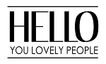 HELLO YOU LOVELY PEOPLE - 7