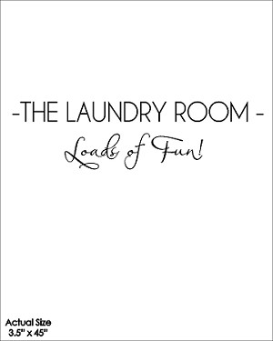 The Laundry Room Loads of Fun!